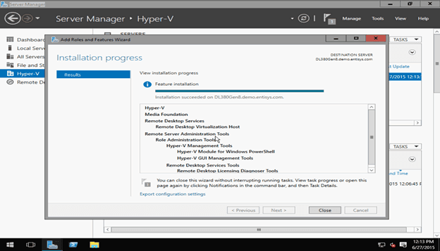 How-To - Deploying Windows 10 Virtual Desktop Infrastructure