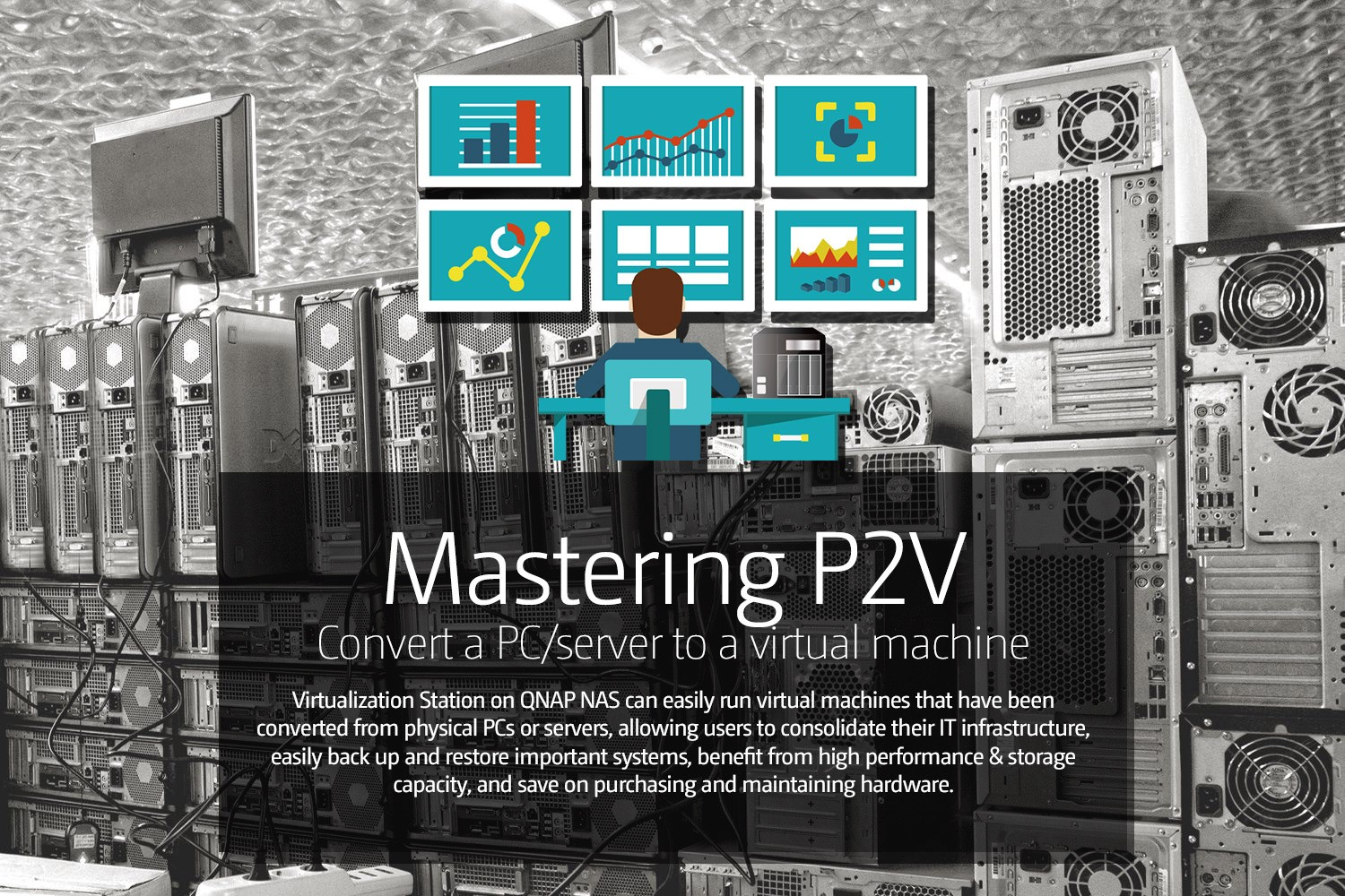 Mastering-P2V-Convert-a-PC-or-server-to-a-VMware-or-QNAP-virtual-machine.