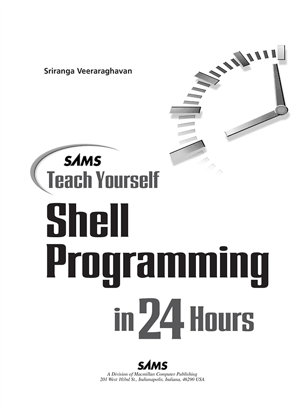 Sams-Teach-Yourself-UNIX-Shell-Programming-in-24-Hours.